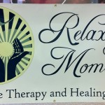 Relaxing Moments Banner