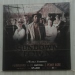 Sundown Town Banner