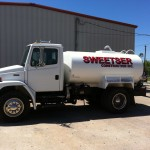 Sweetser Water Truck
